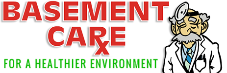 Basement Care Doctor Logo